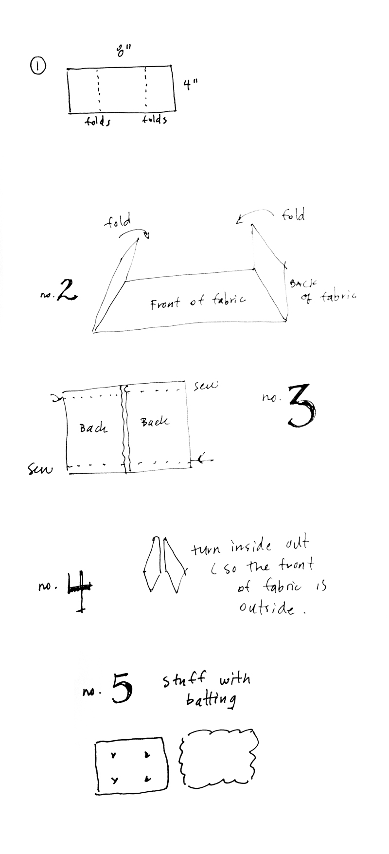 quilt-directions