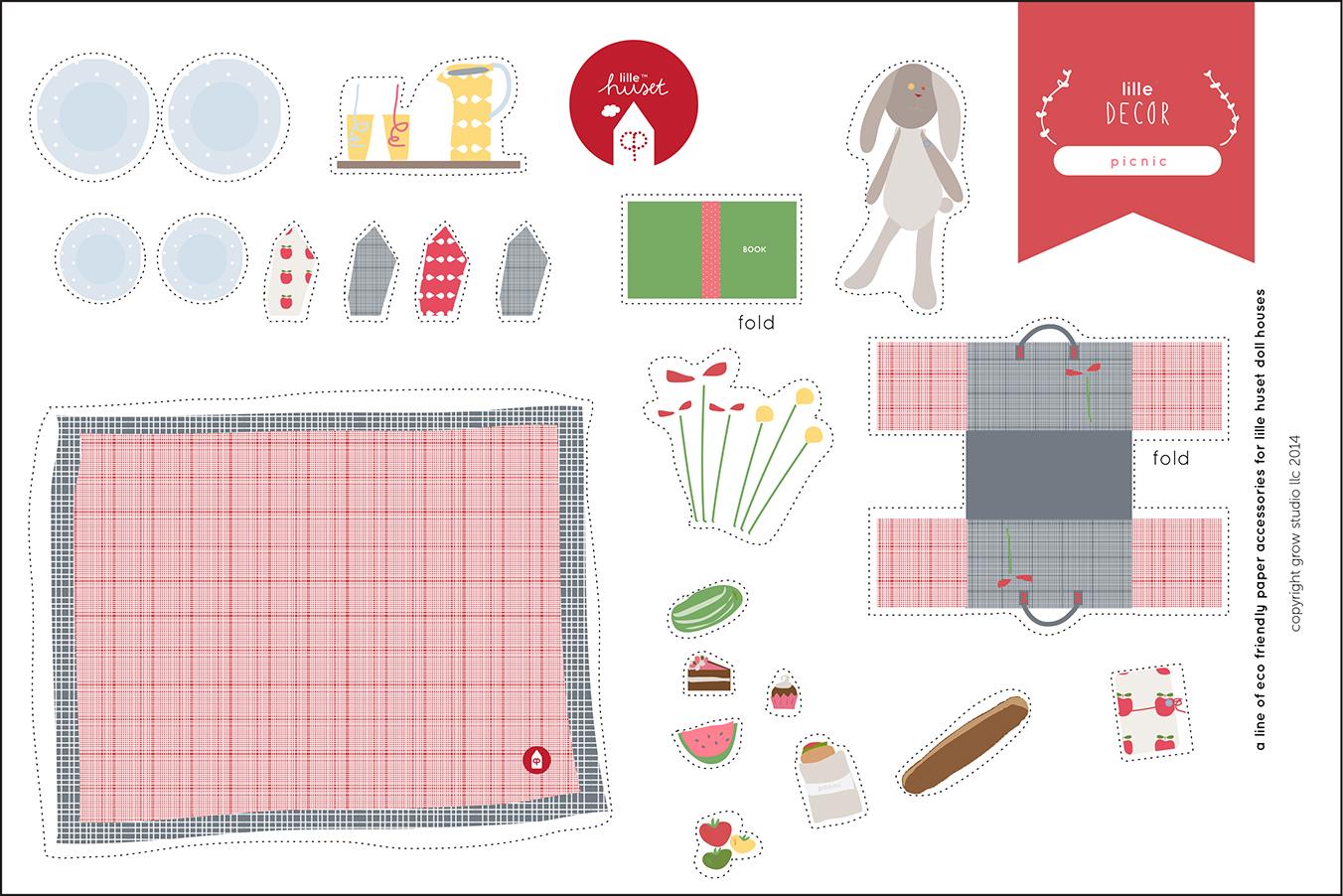 dollhouse free download picnic