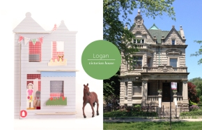 victorian chicago dollhouse