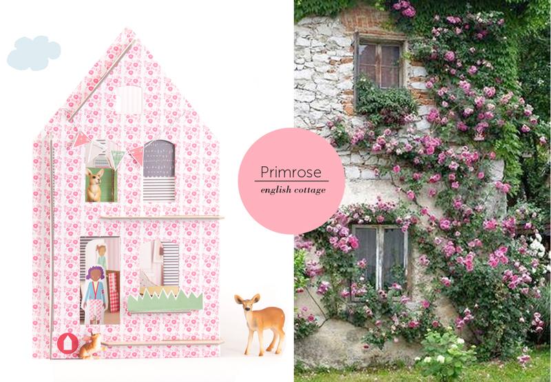 english cottage dollhouse