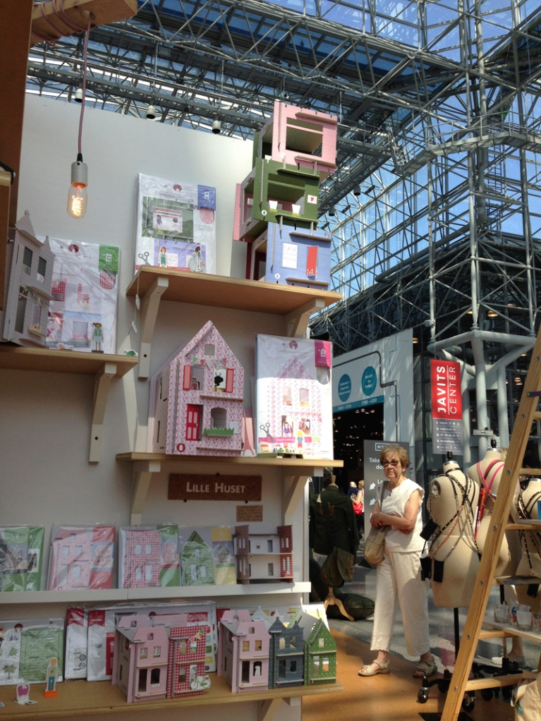 lille huset diy dollhouses at NY NOW